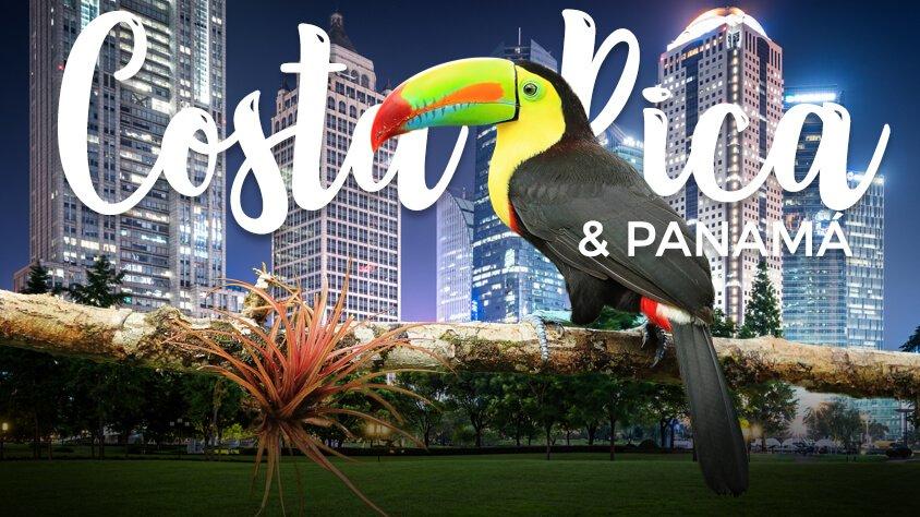 viaje Costa Rica y Panamá