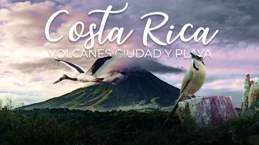 COSTA RICA VOLCANES Y PLAYA TODO INCLUIDO