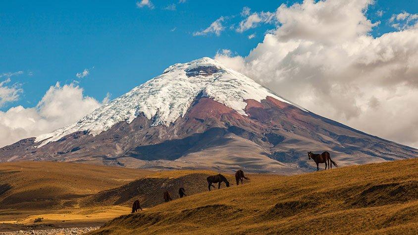 viaje Quito, Lagos y Volcanes