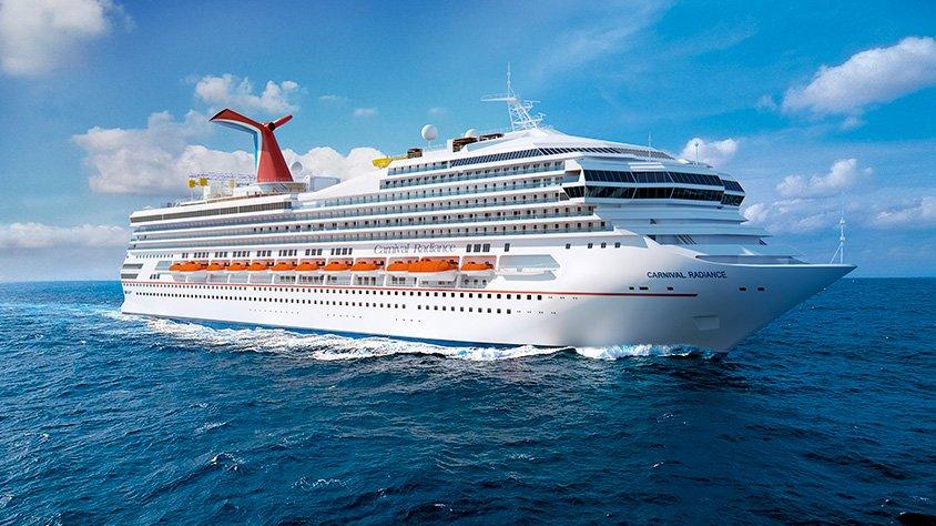 Crucero Carnival Radiance
