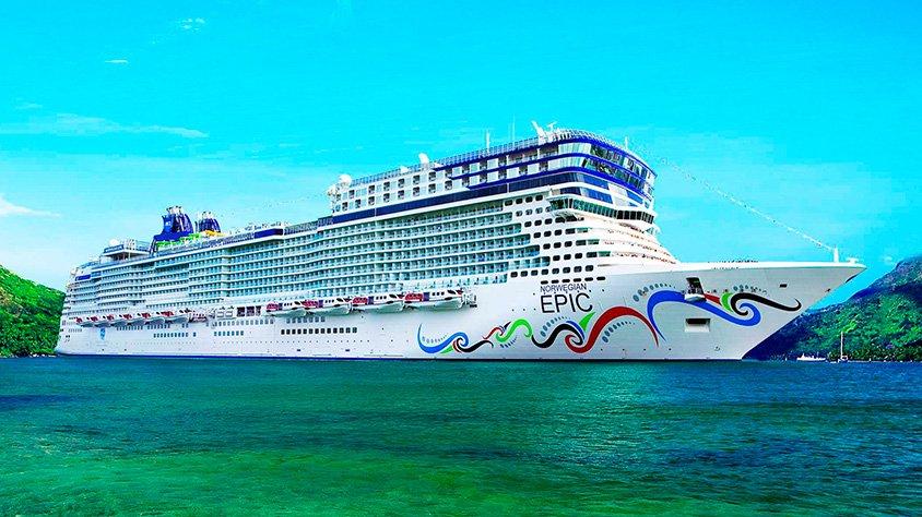 viaje Norwegian Epic - Caribe del Sur