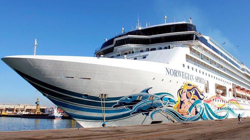 viaje Norwegian Spirit Islas Griegas y Turquia
