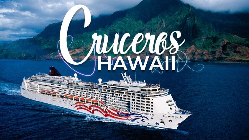 viaje Cruceros Hawaii