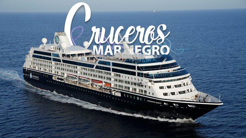 CRUCEROS MAR NEGRO