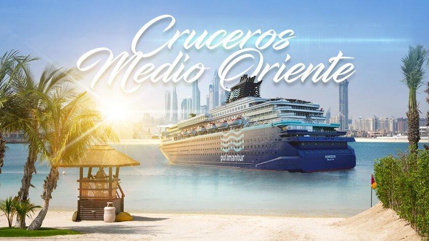 viaje Cruceros Medio Oriente