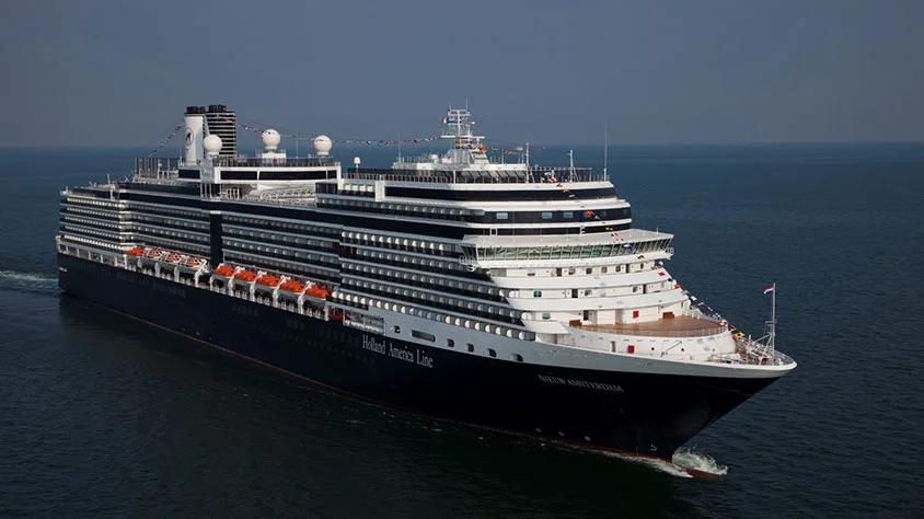 viaje ms Nieuw Amsterdam  Alaska – Vancouver