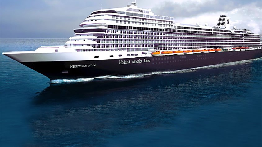 viaje ms Nieuw Statendam Caribe del Este – Ft. Lauderdale