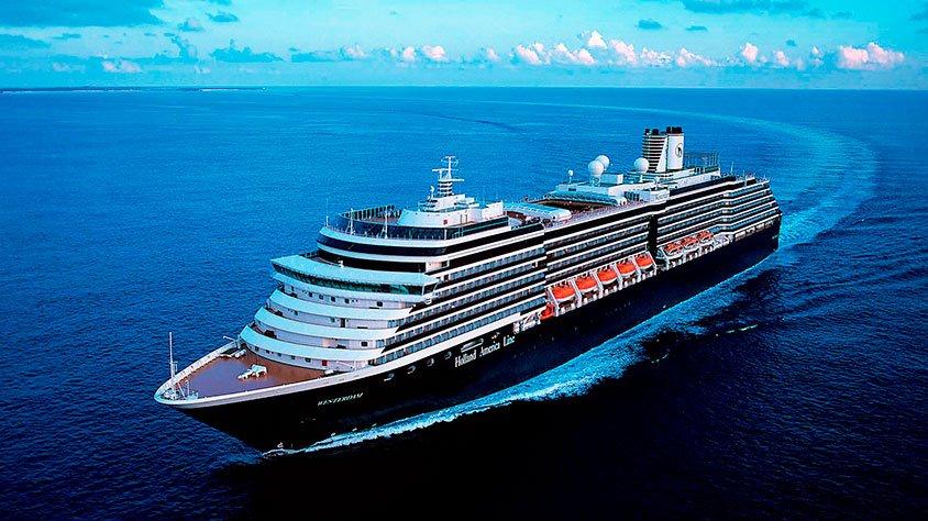 viaje MS Westerdam Islas Griegas y Tierra Santa