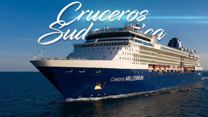 viaje Cruceros Sudamerica