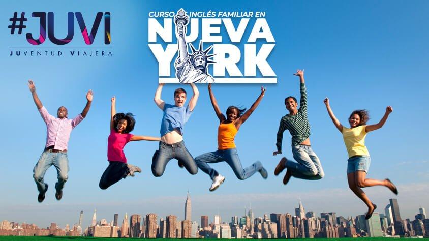 viaje Curso de Ingles Familiar en Nueva York