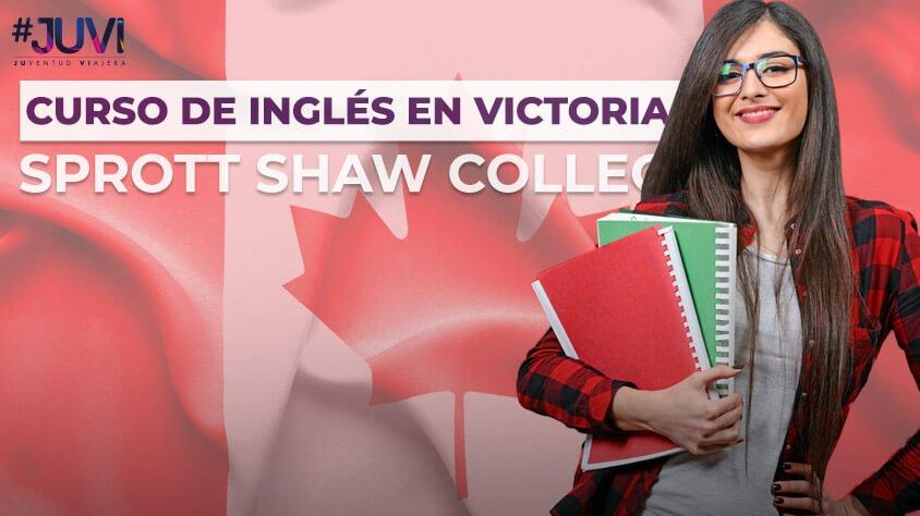 Curso de Inglés en Victoria Sprott Shaw College