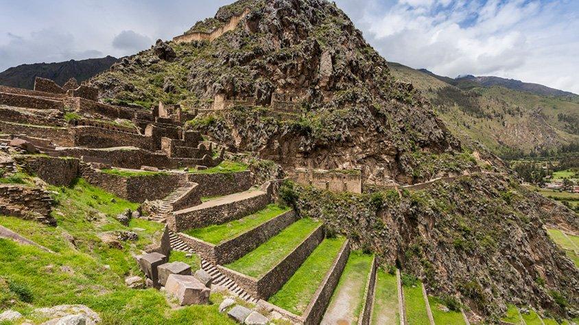 Ruinas - Valle Sagrado