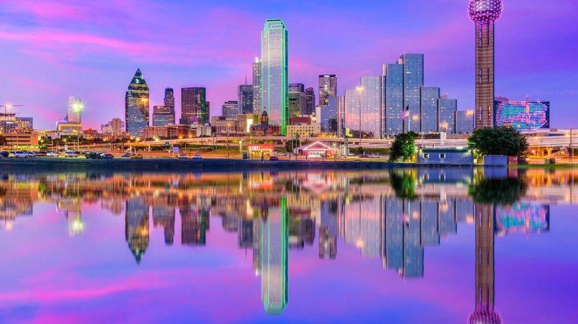 viaje Dallas R