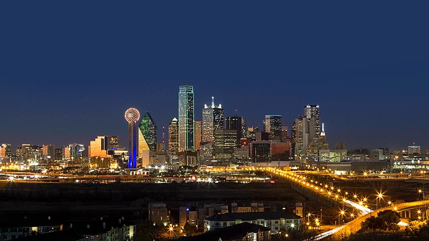 viaje Dallas desde Zacatecas