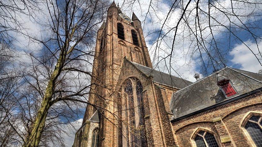 Antigua Iglesia - Delf