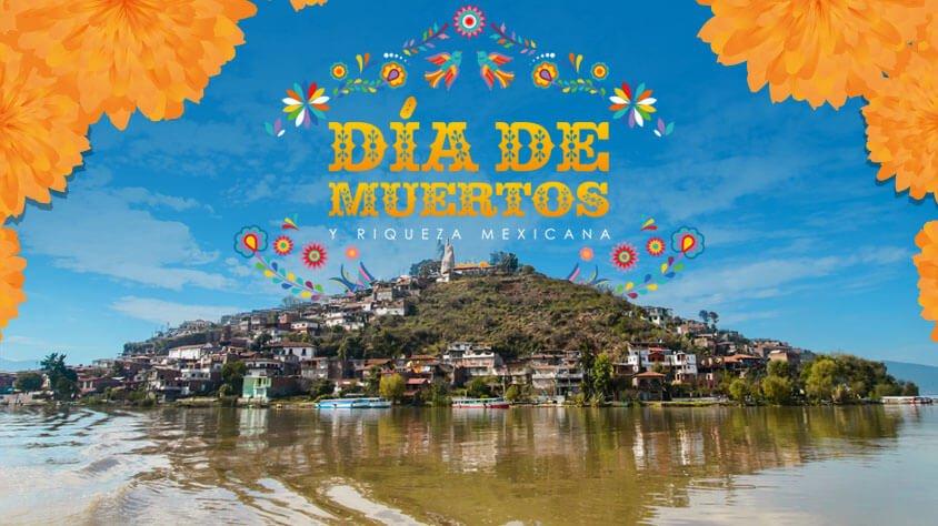 Día de Muertos y Riqueza Mexicana