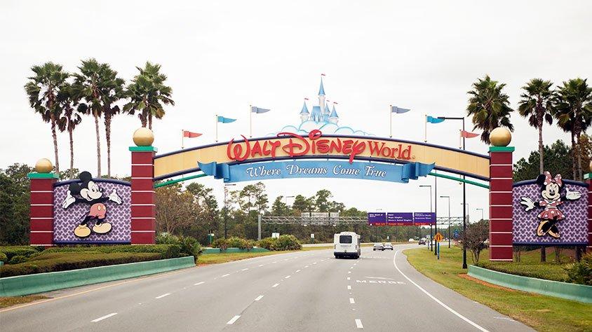 viaje Walt Disney y Universal
