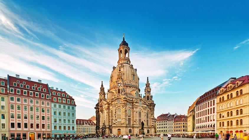 Catedral en Dresden