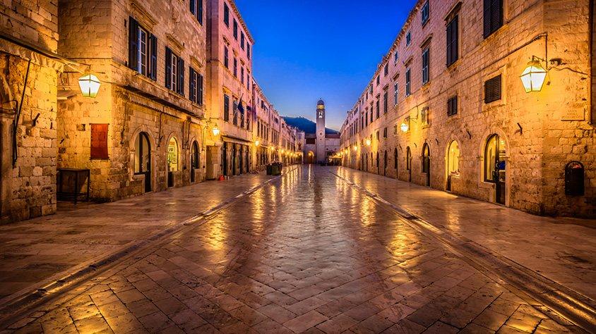 viaje Croacia y Eslovenia