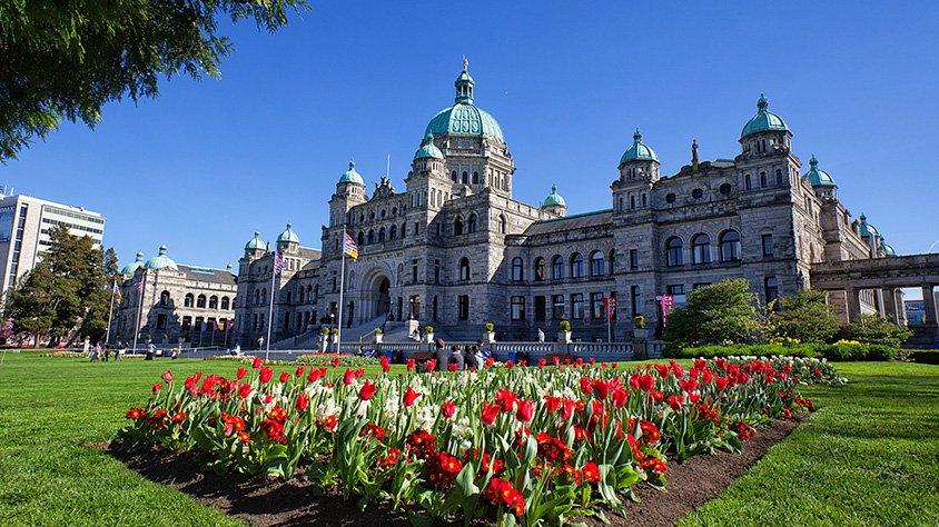 Rocosas - Whistler - Victoria - Vancouver