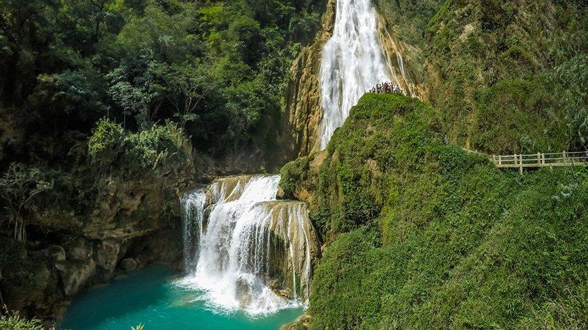 viaje Colores de Chiapas