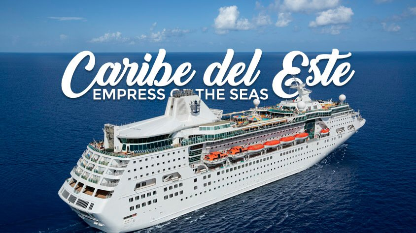 viaje Empress of the Seas Caribe Este - Miami