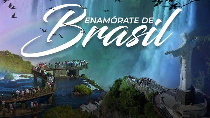 viaje Enamórate de Brasil