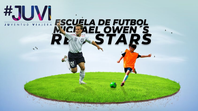 viaje Escuela De Futbol Michael Owen´s Red Stars