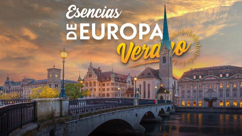 Esencias de Europa Verano