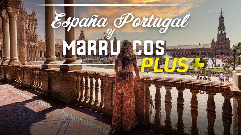 España, Portugal y Marruecos Plus
