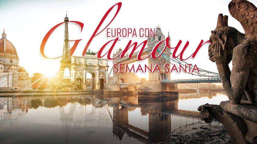 Europa con Glamour I - Semana Santa