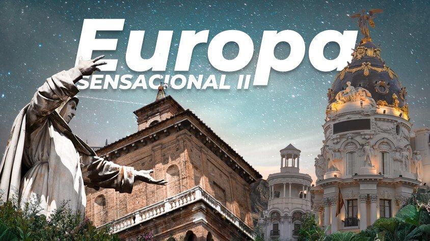 Europa Sensacional II – Verano
