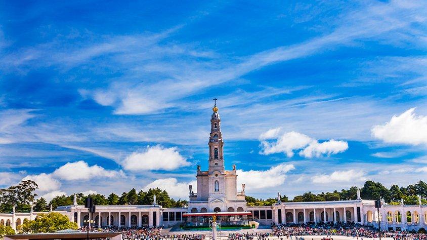 Santuario Fatima Portugal