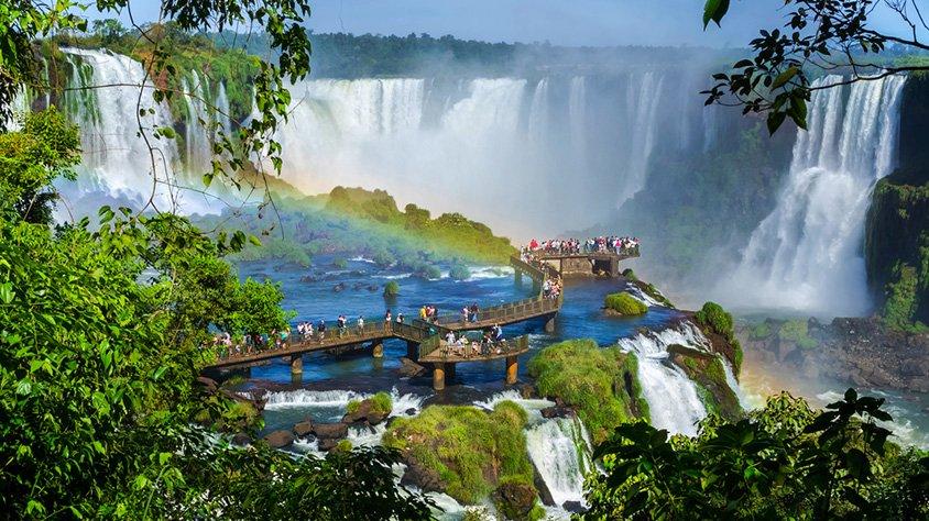 viaje Capitales Australes e Iguazú