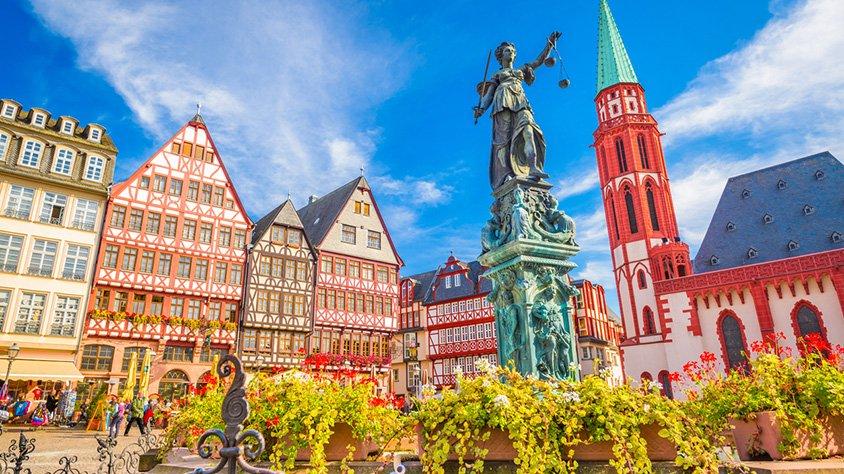 Antigua Ciudad de Frankfurt