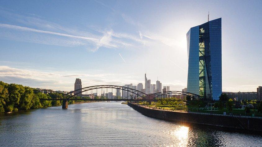 Banco Central De Frankfurt