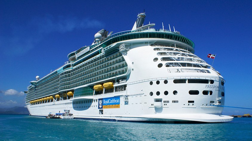 Crucero Freedom of the seas