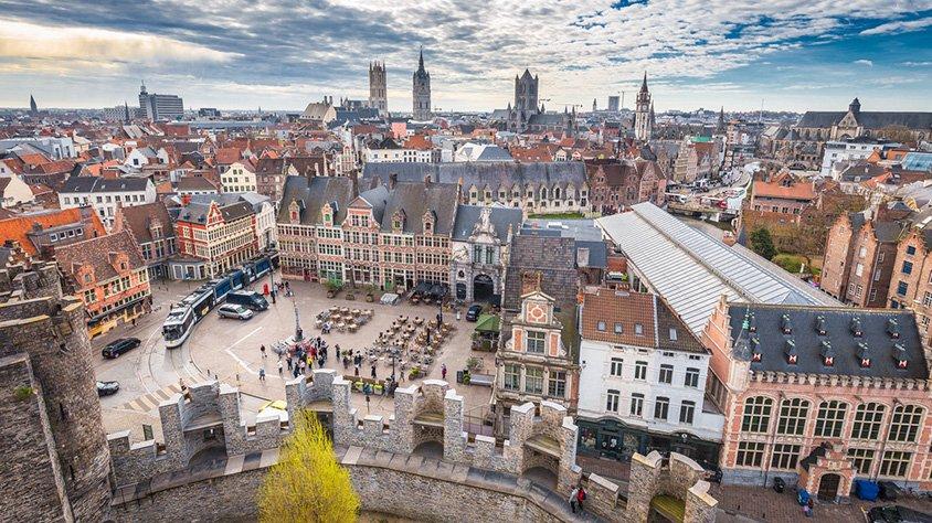 viaje París, Paises Bajos y Polonia