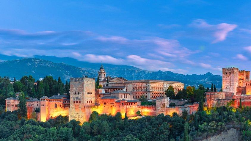 viaje España y Marruecos
