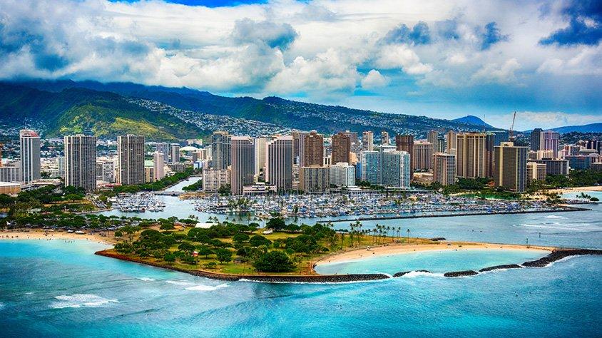 viaje San Francisco-Hawaii