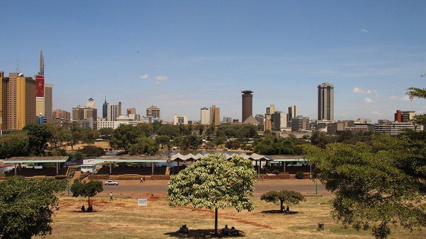 Horizonte en nairobi