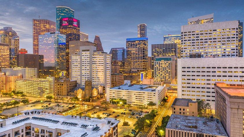 viaje Houston R