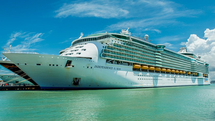 Crucero Independence