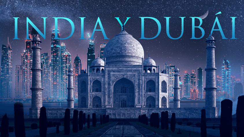 viaje India y Dubai