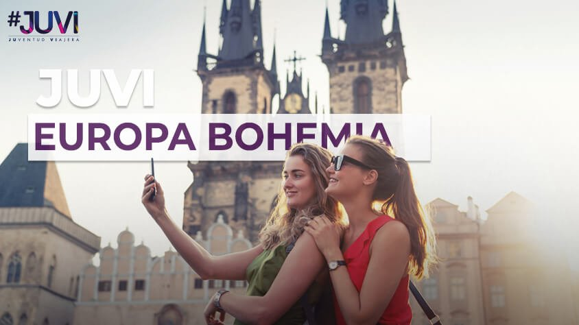 viaje Juvi Europa Bohemia