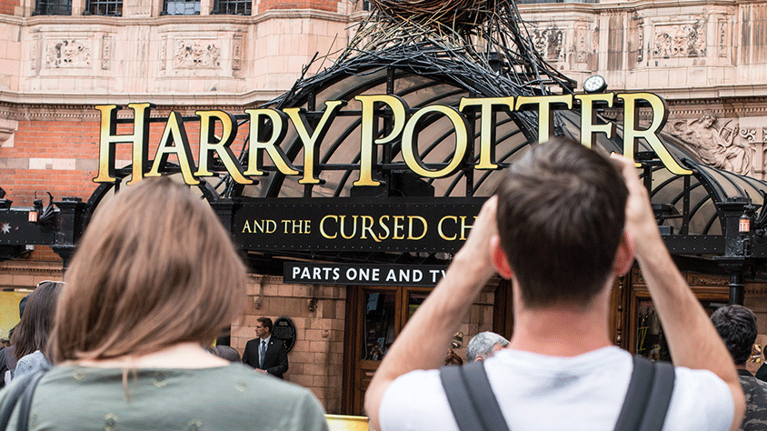 viaje Curso de Inglés en Inglaterra al Estilo Harry Potter