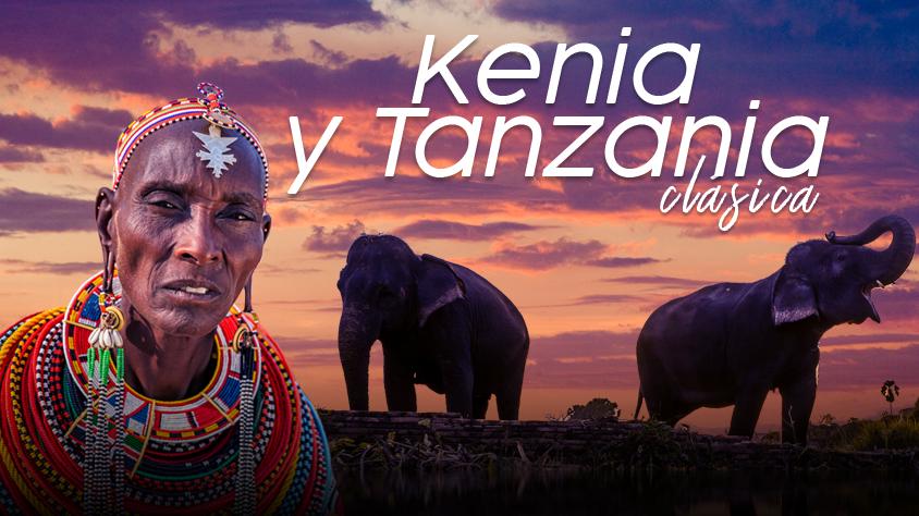 viaje Kenia y Tanzania Clásica