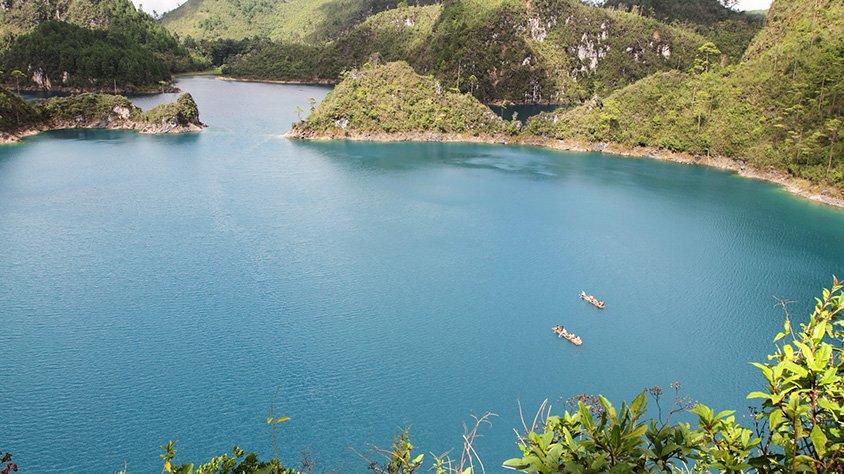 viaje Chiapas - Tonina - Palenque
