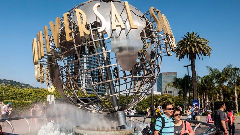 viaje Los Angeles con Universal