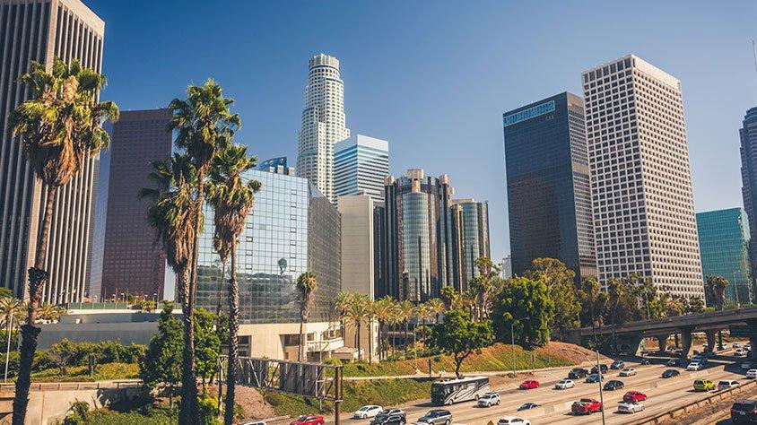 viaje Los Ángeles R